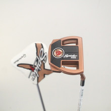 TaylorMade Spider Mini Copper Putter 34 Inches Headcover Right-Handed 88028B