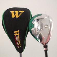 Warrior Golf Custom TE 4 Hybrid Graphite Shaft Uniflex Right-Handed 87930H