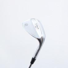 Titleist Vokey SM5 Tour Chrome Wedge 52 Degrees 52.08 F Grind Steel Shaft 87986A