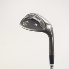 Cleveland CG16 Black Pearl Tour Zip Groove Wedge 56 Degrees 56.14 Steel 87939H