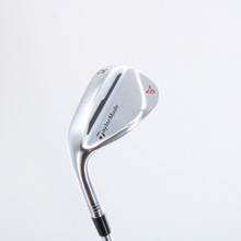 TaylorMade Milled Grind 2 Satin Chrome Wedge 52 Degrees SB 09 Left-Handed 87995A