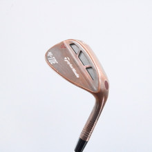 TaylorMade Milled Grind Hi-Toe Wedge 52 Degree 52.09 Steel KBS Right-Hand 87825G
