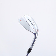 TaylorMade Milled Grind Satin Chrome Wedge 56 Degrees 56.12 Dynamic Gold 87843G