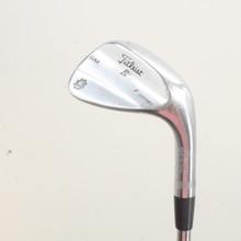 Titleist Vokey SM6 Chrome Wedge 52 Degrees 52.08 Steel Wedge F Grind 88113H