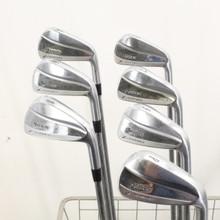 Srixon Z-Forged Iron Set 4-P Steel Dynamic Gold Steel X-Stiff Right-Hand 87818G