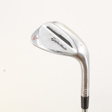 TaylorMade Milled Grind 2 Chrome Wedge 60 Deg LB 8 Dynamic Gold S200 88126H