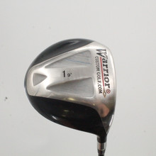 Warrior Golf Driver 9 Degrees Harrison Graphite Regular Flex Right-Hand 88086A