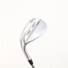 Titleist Vokey SM8 Tour Chrome Wedge 56 Degrees 56.08M Steel Left-Handed 88302A