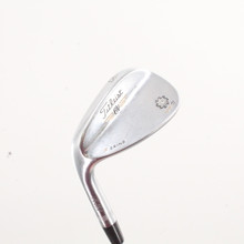 Titleist Vokey SM5 Tour Chrome Wedge 52 Deg 52.12 F Grind Steel Left-Hand 88347A