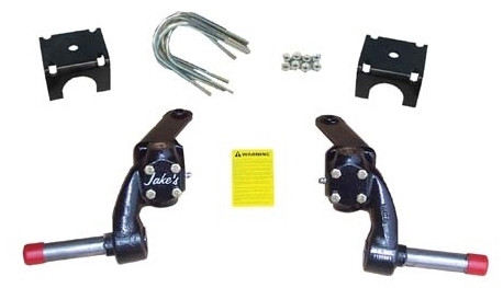 "Jakes 3"" EZGO TXT / Medalist Spindle Lift Kit (Fits 1994-2001.5, GAS)"