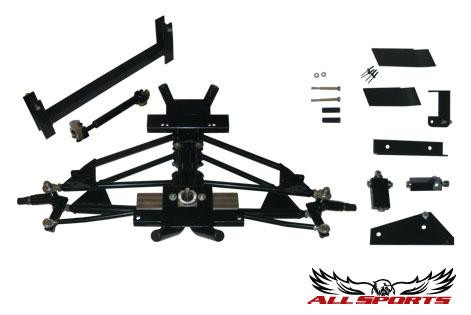 "All Sports 7"" Yamaha G29/Drive Gas & Electric Long Travel Lift Kit"
