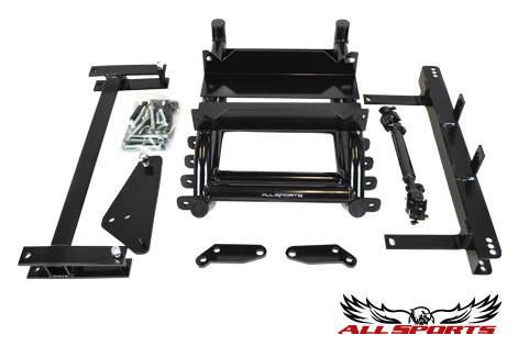 "All Sports 6"" Yamaha G22 G-Max Lift Kit - Gas & Electric"