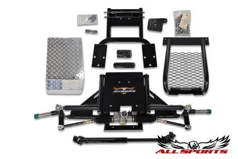 "All Sports 8"" EZGO TXT Long Travel Lift Kit - 1994-Present Gas & Electric"