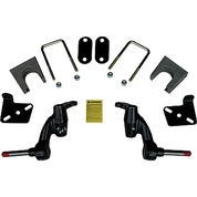"JAKES 6"" E-Z-GO T48 ELECTRIC 6"" Spindle Lift Kit (Years 2013.5-Up)"