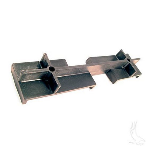 """EZGO TXT / Medalist Battery Hold Down Plate, 11"""" (Fits Electric 1994+)"""