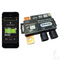 Bluetooth Wireless DC Connect Vehicle Monitoring System