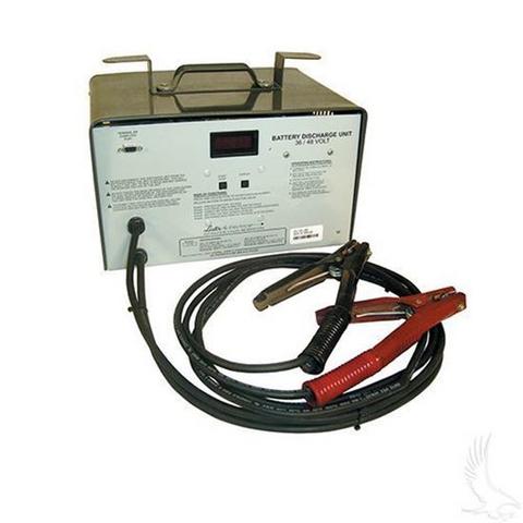 Discharge Battery Tester for 36V & 48V