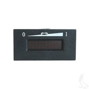 36V Horizontal Digital Charge Meter