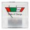 36V Square Analog Charge Meter