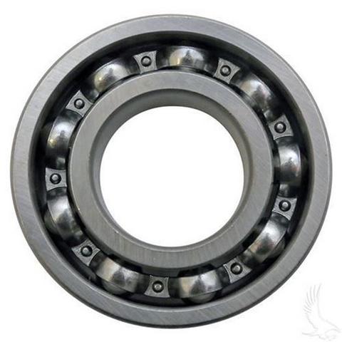 EZGO Open Ball Bearing (Fits 1976-1979 Crankcase Flywheel, 1991+ Input Shaft Clutch Side)