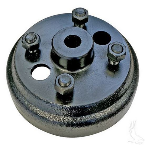EZGO Brake Drum (Fits 2-cycle Gas & Electric 1982+) Fine Splined