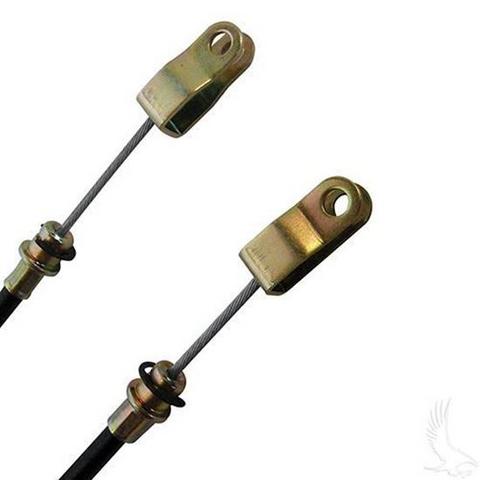 "EZGO Brake Cable - Passenger Side - 51"" (Fits 1976-1987)"