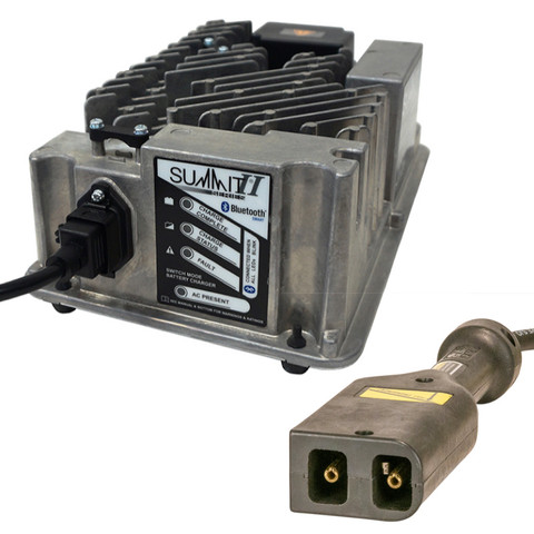 EZGO TXT 36 Volt Golf Cart Battery Charger - Lester Summit II 36V