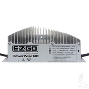 EZGO RXV 48 Volt Delta Q Golf Cart Battery Charger w/ PowerWise QE Plug (Fits 2008+ 48V)