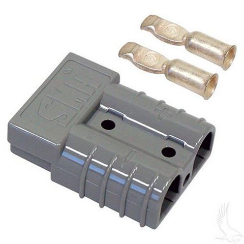 EZGO SB50 Charger Plug Replacement w/ 6 Gauge Tips