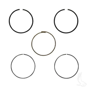 EZGO Piston Ring Set in Standard Size (Fits EZ-GO 4-cycle Gas 1992+ 350cc)