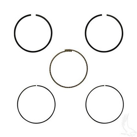 EZGO Piston Ring Set in Standard Size (Fits EZGO 4-cycle Gas 1991+ 295cc Only)