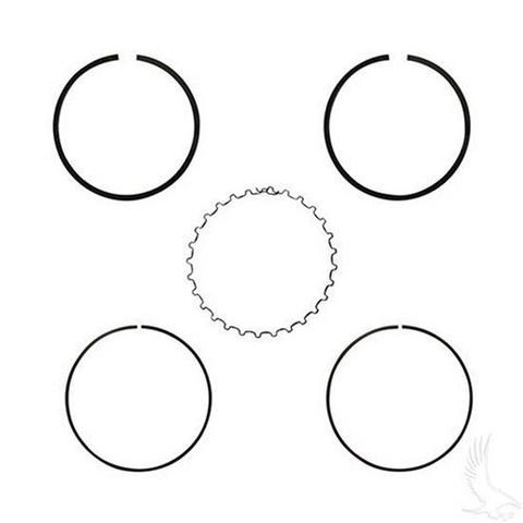 EZGO Piston Ring Set in .50mm Oversized Size (Fits EZ-GO 4