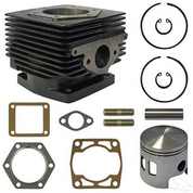 EZGO Top End Overhaul Kit (For EZ-GO 2-cycle Gas 1989-1993)