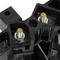 DC Charger Plug Receptacle for 2-Prong Crowsfoot (Fits 1974+ 36V EZGO, Club Car & Yamaha Golf Carts)