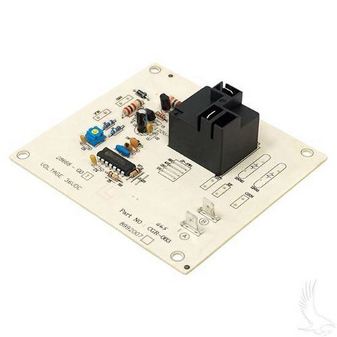 EZGO Total Charge® 1/3/4 Charger Board Module Assembly