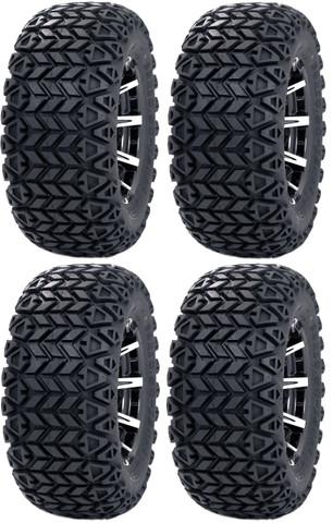 "STI ATX Trail 23"" All Terrain Tire Set for 12"" Wheels"