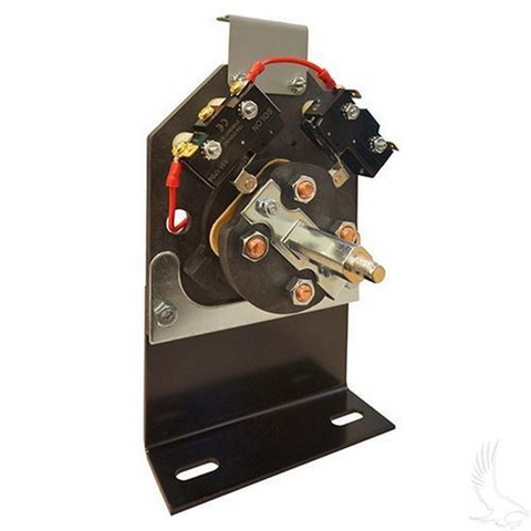 EZGO TXT/ Medalist Forward/Reverse Switch Assembly without Handle (For TXT/Medalist Electric 1994+, Non-DCS )