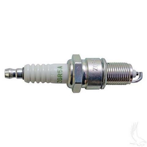 EZGO Spark Plug ZGR5A (For EZ-GO ST480 Briggs 16 HP, 4x4 18 HP Honda)