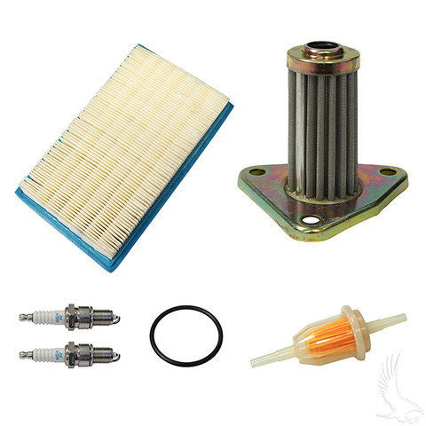 EZGO Golf Cart Tune Up Kit (For 1991-1994, 4-cycle Gas w/ Oil Filter)