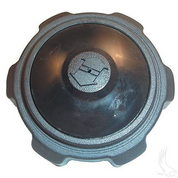 EZGO & Yamaha Vented Gas Cap without Gauge (Fits EZGO 1972+, Yamaha G16-G22 4-Cycle)