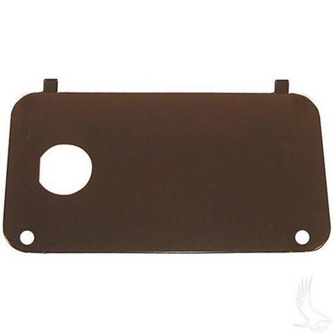 EZGO TXT/ Medalist Key Switch Console Plate