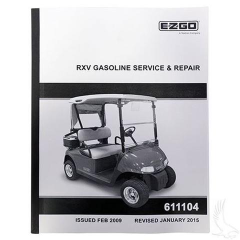 Ezgo Rxv Schematic - Wiring Diagram Services •