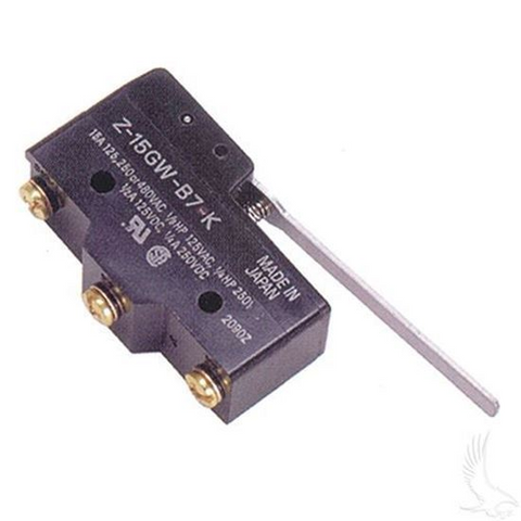 EZGO Micro Switch - 3 terminal (For Electric 1971-1981)