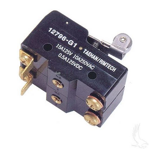 EZGO Marathon Micro Switch - Double Wide (For 1989-1994 w/ Solid State Controller)