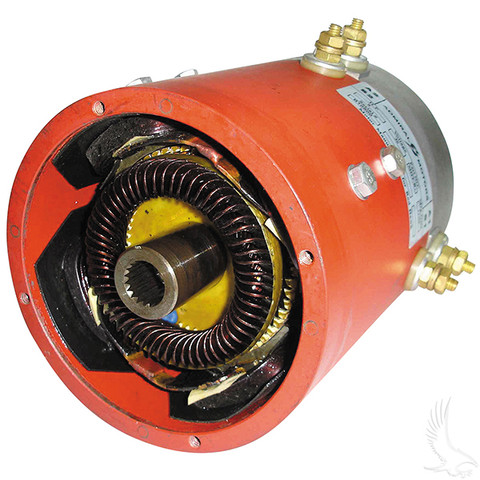 EZGO DCS/ PDS Motor (High Speed)