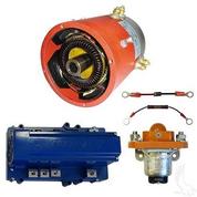 EZGO TXT 48V Motor Controller Combo (Mild Hills)