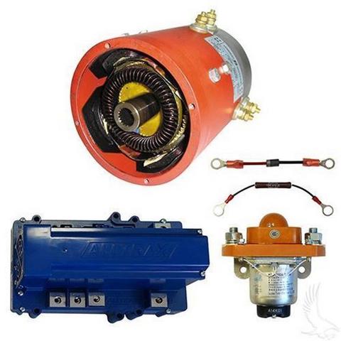 EZGO TXT 48V Motor Controller Combo (All Terrain)