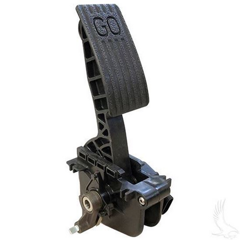 Club Car Precedent Accelerator Assembly Pedal w/ Throttle Sensor (Fits Gen 2, 2009+)