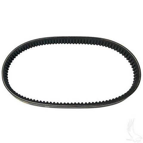 Club Car Drive Belt (For Gas 1988-1991 (not for OHV engine), Carry All 2/Turf 2 1990+, Most 350cc Engines)