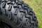"""10"""" KRAKEN Wheel and 22"""" All Terrain Tire Combo"""